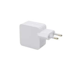SiGN Väggladdare för iPhone, iPad, Android 1xUSB-A, 2.4A
