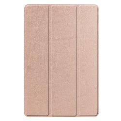 Tri-fold Fodral för Samsung Galaxy Tab S5e - Roséguld