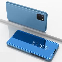View Window Fodral för Samsung Galaxy Note 10 Lite - Blå