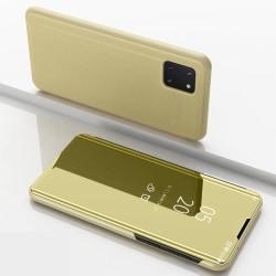 View Window Fodral för Samsung Galaxy Note 10 Lite - Guld