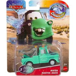 Disney Cars Colour Change Mater