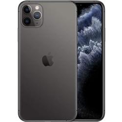 apple iphone 11 PRO MAX 64gb rymdgrå använd som ny