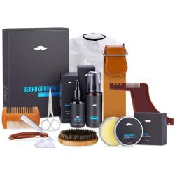 Beard Care Set, Magicfun Beard Care Set Män med gratis skäggolja