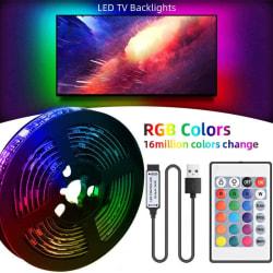 LED-list / Ljusslinga / LED-Strip - 5 meter RGB