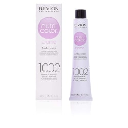Nutri Color Creme 1002 White Platinum - För uppfriskning 100 ml