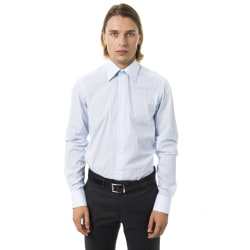 Long sleeves shirt Light Blue Uominitaliani Man