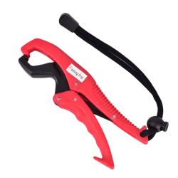 1 st Fiske Gripper Tool Fish Grabber Controller Grip Tackle Ho red&black