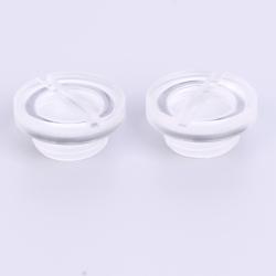 2st G1 / 4 gänga akryl slang raka stopppluggbeslag för w one size
