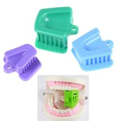 3st / Set Silikon mun Prop Bite Blocks Dental leveranser stor