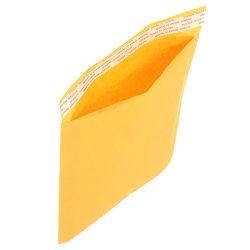 10st 7x9,8 i poly bubble mailer gul självtätning vadderad envelo