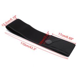 taktisk elastisk dold bära mage band midja pistol hol