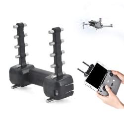Antenn Range Extender Yagi-UDA Signal Boosters för DJI Mini 2 Black