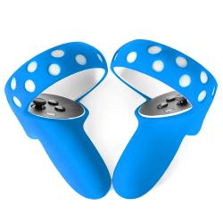 skyddskåpa för oculus quest 2 vr tillbehör vr controller Blue