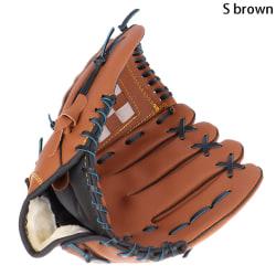 baseballhandske utomhusaktivitet vuxen man kvinna tåg vänster hand S Brown