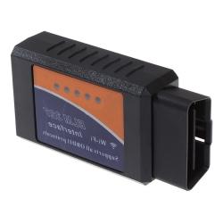 ELM327 WiFi V1.5 OBDII Scanner för bildiagnostikverktygskodläsare