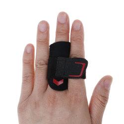 sport finger artros band skydda skenben skydd finger pr M