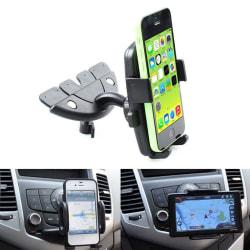 För mobil smart mobiltelefon GPS 360 Car Auto CD-kortmonterad hållare