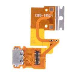 För Xperia Tablet Z SGP311 SGP312 SGP321 USB-laddningsdockningsport one size