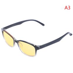 Spelglasögon Dator Anti Fatigue Blue Light Blocking UV Pro A3
