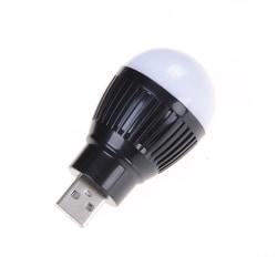 Het ny bärbar Mini USB LED-lampa för datorlapt