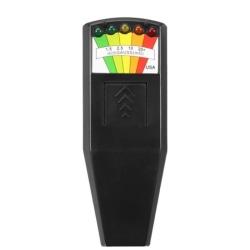 K 2 EMF GHOST JAKTMETER-detektor m / LJUD + konstant PÅ / AV Black