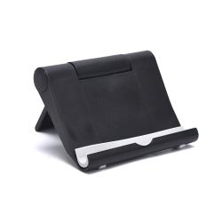 Universal Skrivbordstativ Mobiltelefonhållare Flervinkel Fol Black