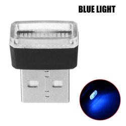 USB LED Mini Car Interior Light Strip Flexibel neonatmosfär