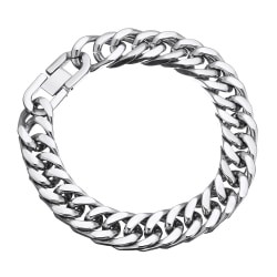 316L rostfritt stål Armband 11mm