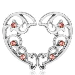 Bröstpiercing Smycken Piercing 1 ST silver
