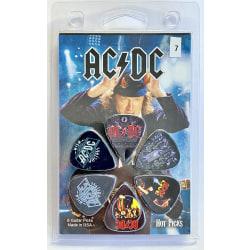 ACDC 6 pack plektrum (nr7) AC/DC