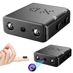 HD 1080P dold kamera med Night Vision-säkerhetskamera