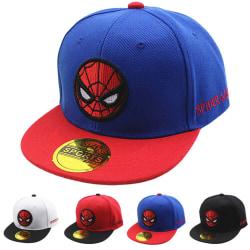 Spiderman Baseball Cap / Outdoor Recreational Sports Cap / för K Black