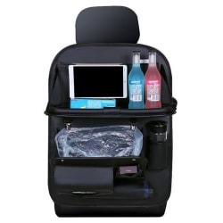 Universal konstläder iPad-hållare för bilens baksäte med flera f