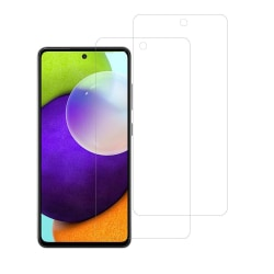 [2-PACK] Härdat glas Samsung Galaxy A52 Skärmskydd