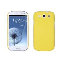 Baksideskal tillSamsung Galaxy S3 i9300 (Gul)