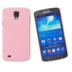 Baksidesskal till Samsung Galaxy S4 Active i9295 - (Rosa)
