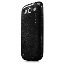 CAPDASE Xpose Sparko till Samsung Galaxy S3 i9300 (Svart) + Skär