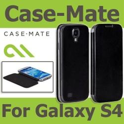 Case-Mate Folio Side Flip väska till Samsung Galaxy S4 i9500 (Sv