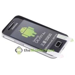 Clear Skärmskydd till Samsung Galaxy Ace S5830
