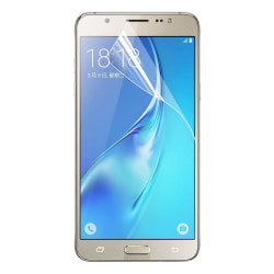 Clear skärmskydd till Samsung Galaxy J7 (2016)