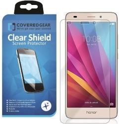 CoveredGear Clear Shield skärmskydd till Huawei Honor 7 Lite