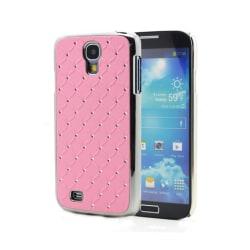 Diamante skal till Samsung Galaxy S4 i9500 - (Rosa)