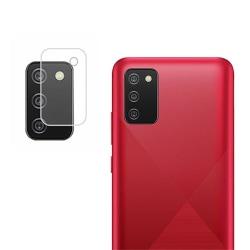 MOCOLO - Härdat Glas Camera Lens Samsung Galaxy A02S - Clear