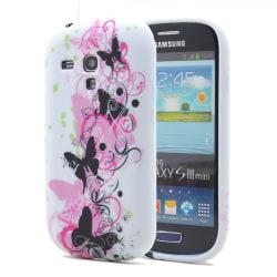 FlexiCase Skal till Samsung Galaxy S3 Mini i8190 - (Three Butter
