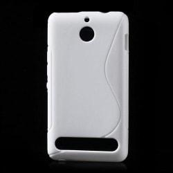 Flexicase Skal till Sony Xperia E1 - Vit
