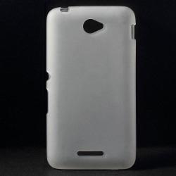 Flexicase Skal till Sony Xperia E4 - Matte (Vit)