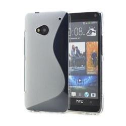 FlexiSkal till HTC One (M7) (Clear)