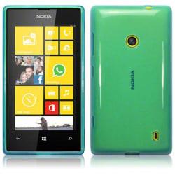 FlexiSkal till Nokia Lumia 520 (Blå)