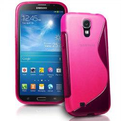 FlexiSkal till Samsung Galaxy Mega i9200 (Magenta)