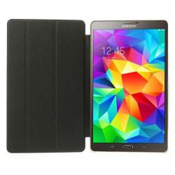 Grain fodral till Samsung Galaxy Tab S 8,4 (Svart)